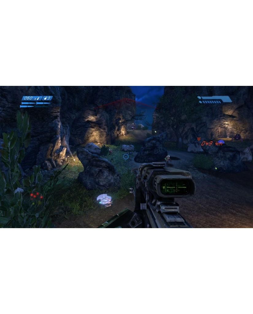 HALO: COMBAT EVOLVED ANNIVERSARY - XBOX 360 GAME