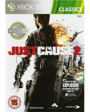 JUST CAUSE 2 CLASSICS - XBOX 360 GAME
