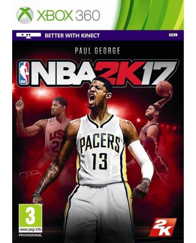 NBA 2K17 - XBOX 360 GAME