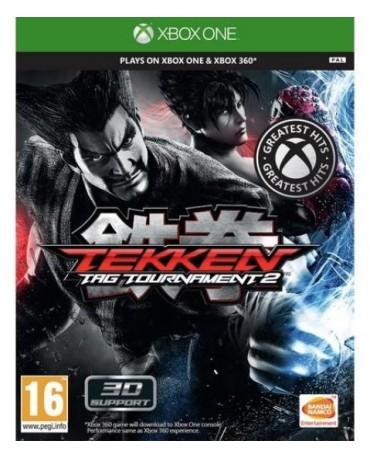TEKKEN TAG TOURNAMENT 2 - XBOX 360/XBOX ONE GAME