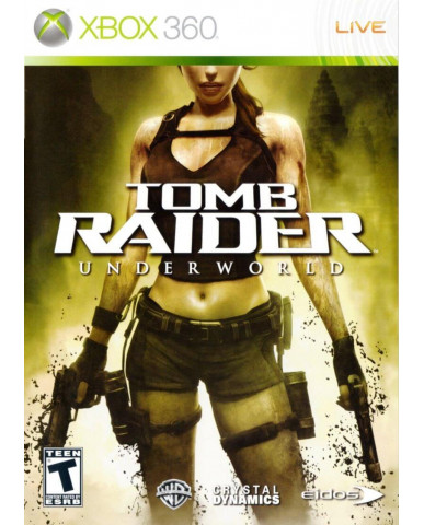 TOMB RAIDER UNDERWORLD ΜΕΤΑΧ. - XBOX 360 GAME