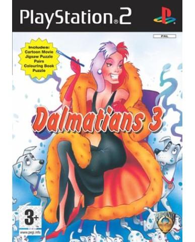 DALMATIANS 3  ΜΕΤΑΧ. - PS2 GAME