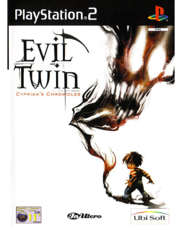 EVIL TWIN CYPRIEN'S CHRONICLES ΜΕΤΑΧ. - PS2 GAME