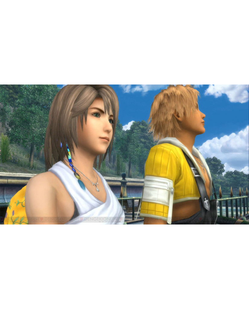 FINAL FANTASY X – PS2 GAME
