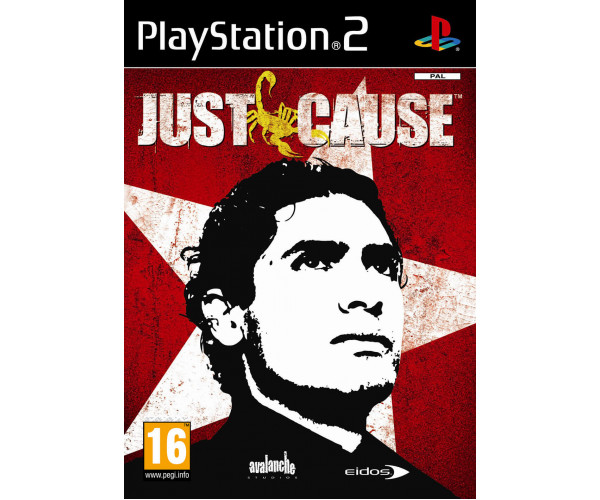JUST CAUSE – PS2 GAME