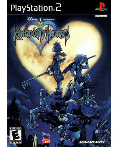 KINGDOM HEARTS ΜΕΤΑΧ. - PS2 GAME
