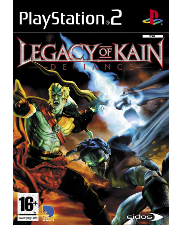 LEGACY OF KAIN DEFIANCE ΜΕΤΑΧ. - PS2 GAME