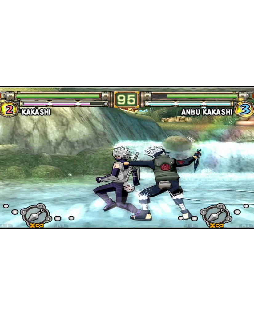 NARUTO ULTIMATE NINJA 2 – PS2 GAME