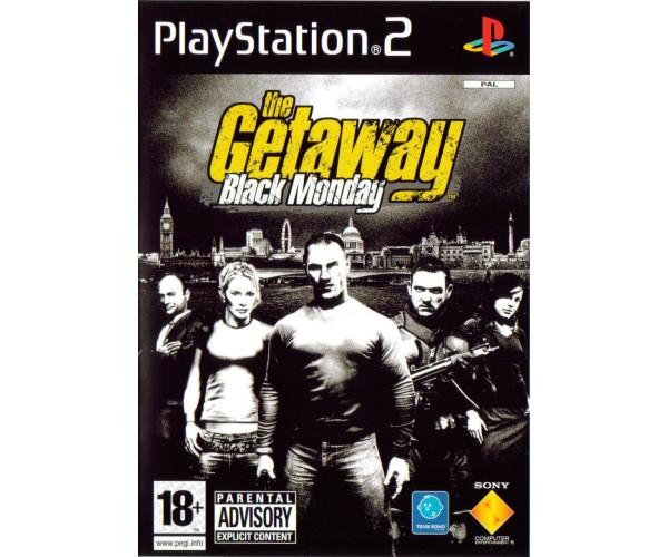 THE GETAWAY BLACK MONDAY – PS2 GAME