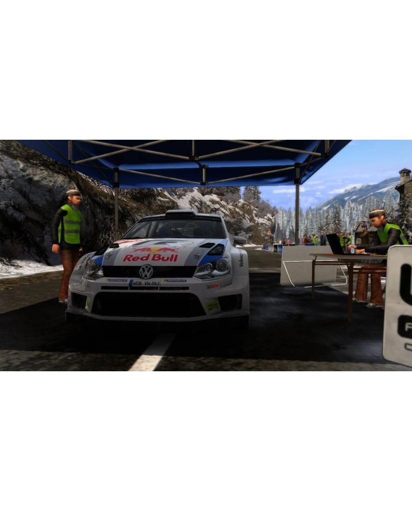 WRC 4 PLATINUM ΜΕΤΑΧ. - PS2 GAME