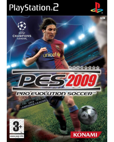 PRO EVOLUTION SOCCER 2009 ΜΕΤΑΧ. - PS2 GAME