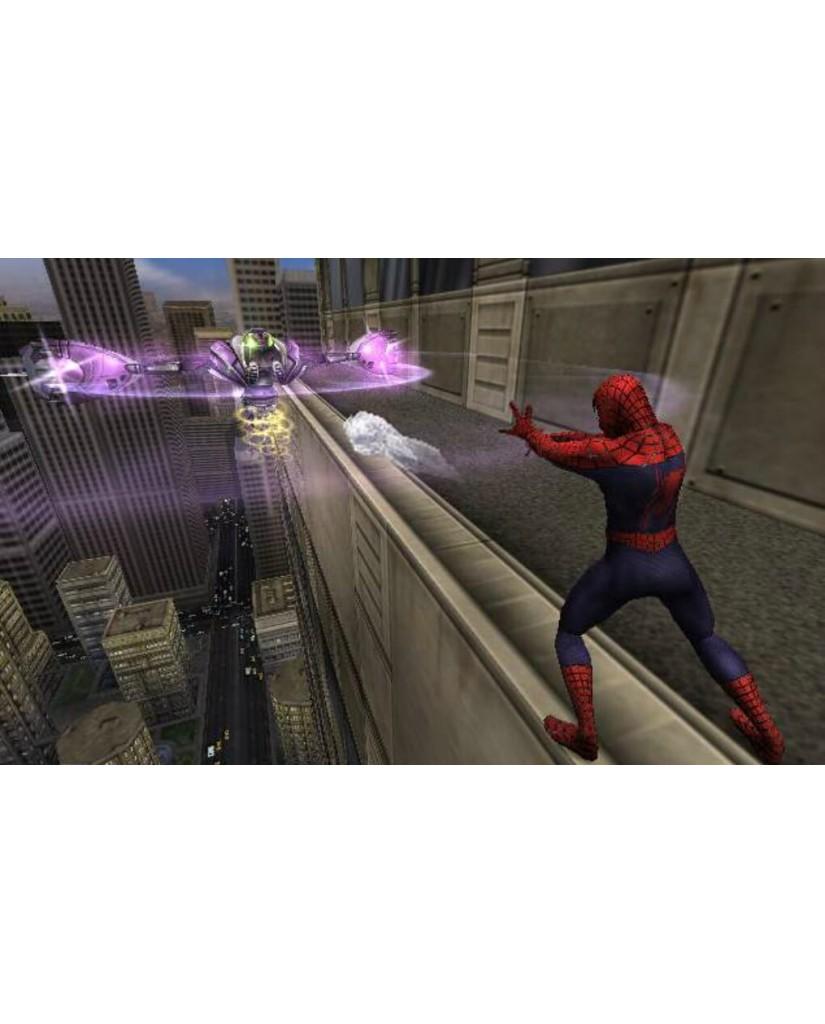SPIDERMAN 2 PLATINUM METAX. - PS2 GAME