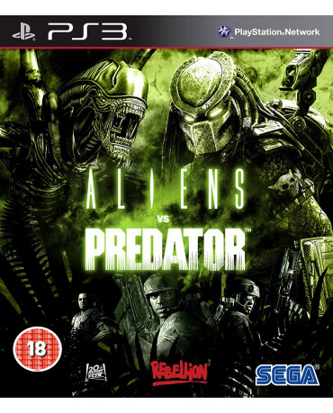 ALIENS VS PREDATOR ΜΕΤΑΧ. – PS3 GAME
