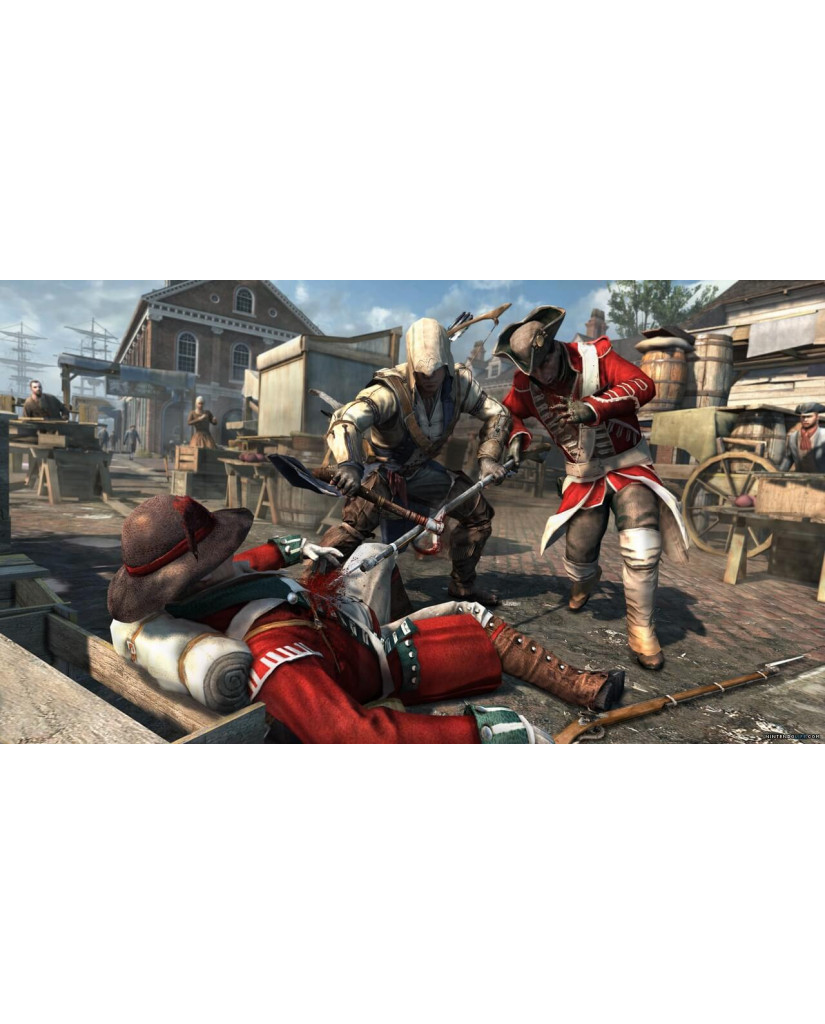 ASSASSIN'S CREED III ESSENTIALS - PS3 GAME