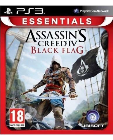 ASSASSIN'S CREED IV: BLACK FLAG ESSENTIALS - PS3 GAME