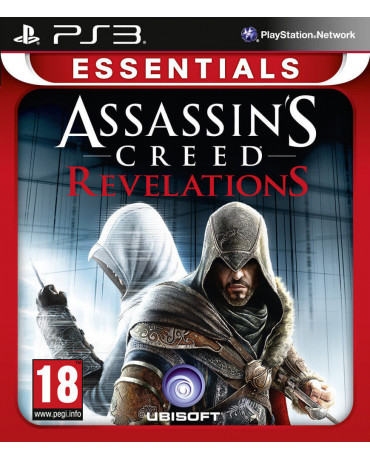 ASSASSIN'S CREED: REVELATIONS - PS3 GAME
