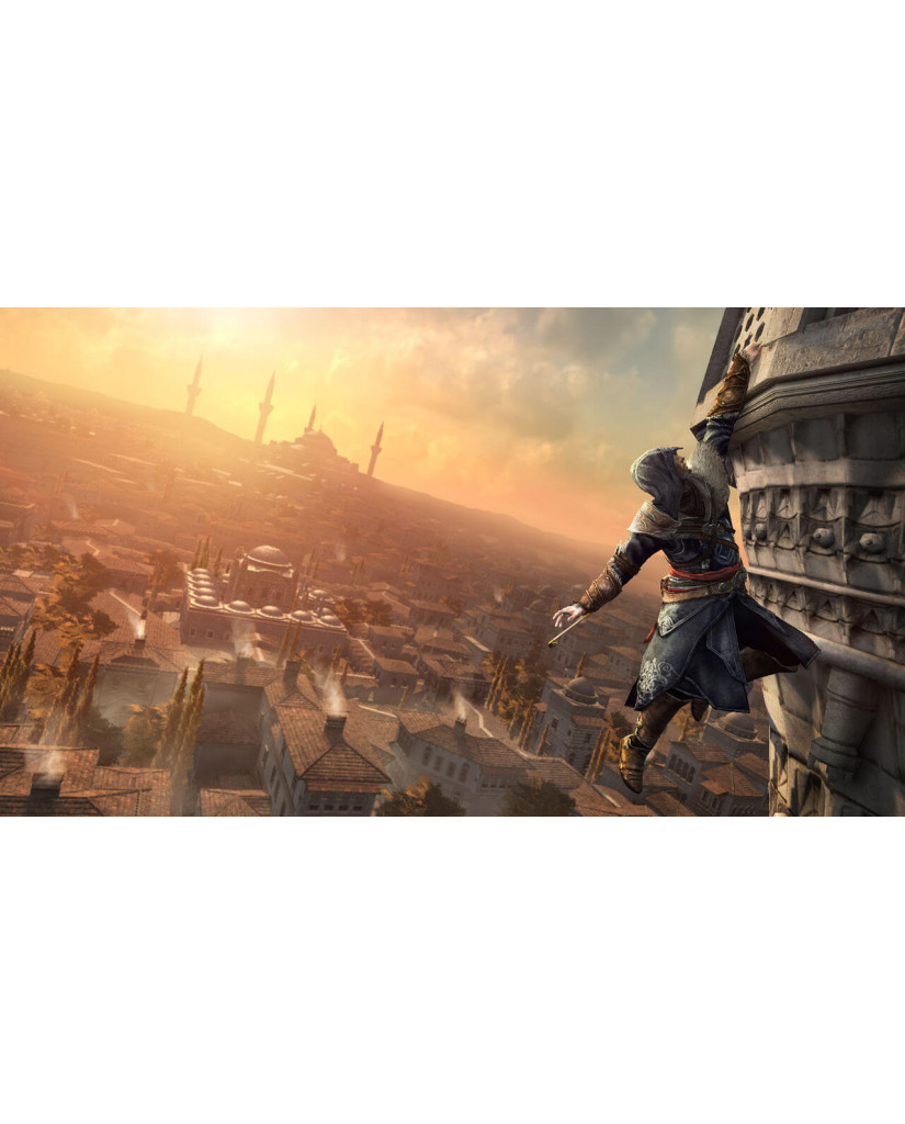 ASSASSIN'S CREED: REVELATIONS ESSENTIALS - PS3 GAME