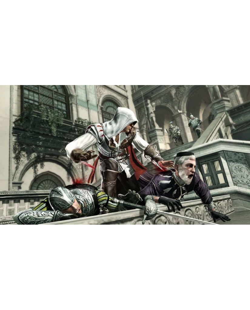 ASSASSIN'S CREED II : GAME OF THE YEAR EDITION PLATINUM ΜΕΤΑΧ. - PS3 GAME