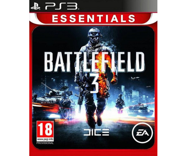 BATTLEFIELD 3 ESSENTIALS - PS3 GAME