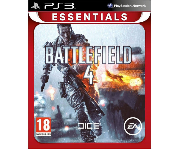 BATTLEFIELD 4 ESSENTIALS - PS3 GAME