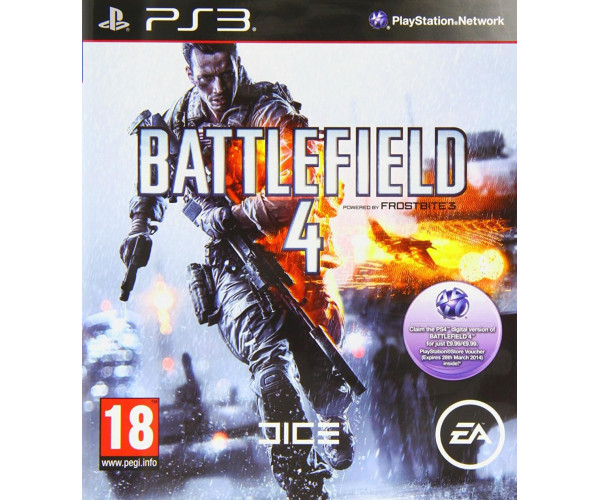 BATTLEFIELD 4 METAX. - PS3 GAME