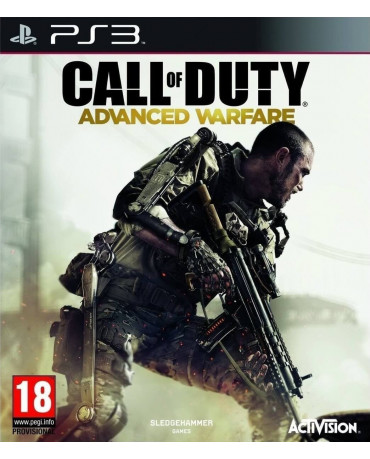 CALL OF DUTY ADVANCED WARFARE ΜΕΤΑΧ. - PS3 GAME