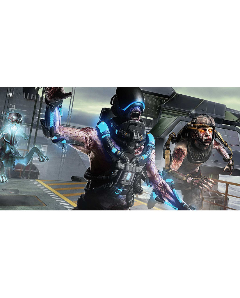 CALL OF DUTY ADVANCED WARFARE - PS3 GAME
