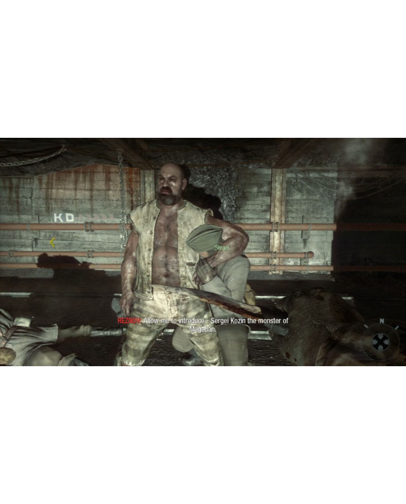 CALL OF DUTY BLACK OPS METAX. - PS3 GAME