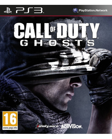 CALL OF DUTY GHOSTS ΜΕΤΑΧ. - PS3 GAME