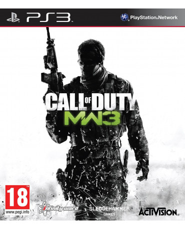 CALL OF DUTY MODERN WARFARE 3 ΜΕΤΑΧ. – PS3 GAME