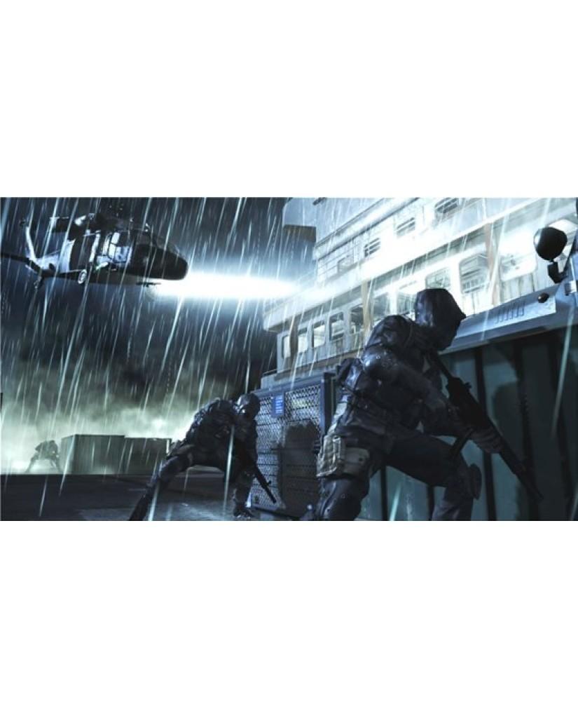 CALL OF DUTY 4 MODERN WARFARE METAX. - PS3 GAME
