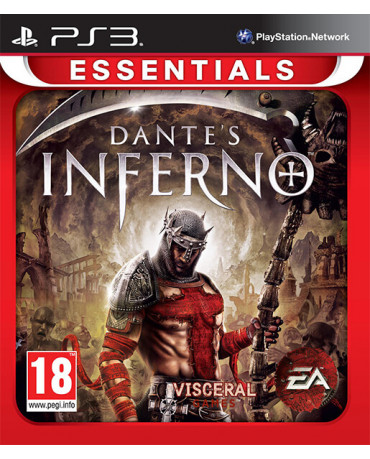 DANTE'S INFERNO ESSENTIALS - PS3 GAME