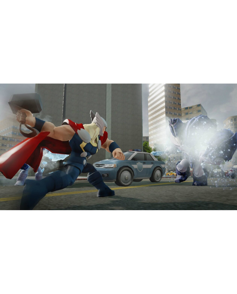 DISNEY INFINITY 2.0 MARVEL SUPER HEROES STARTER PACK ΜΕΤΑΧ. - PS3 GAME