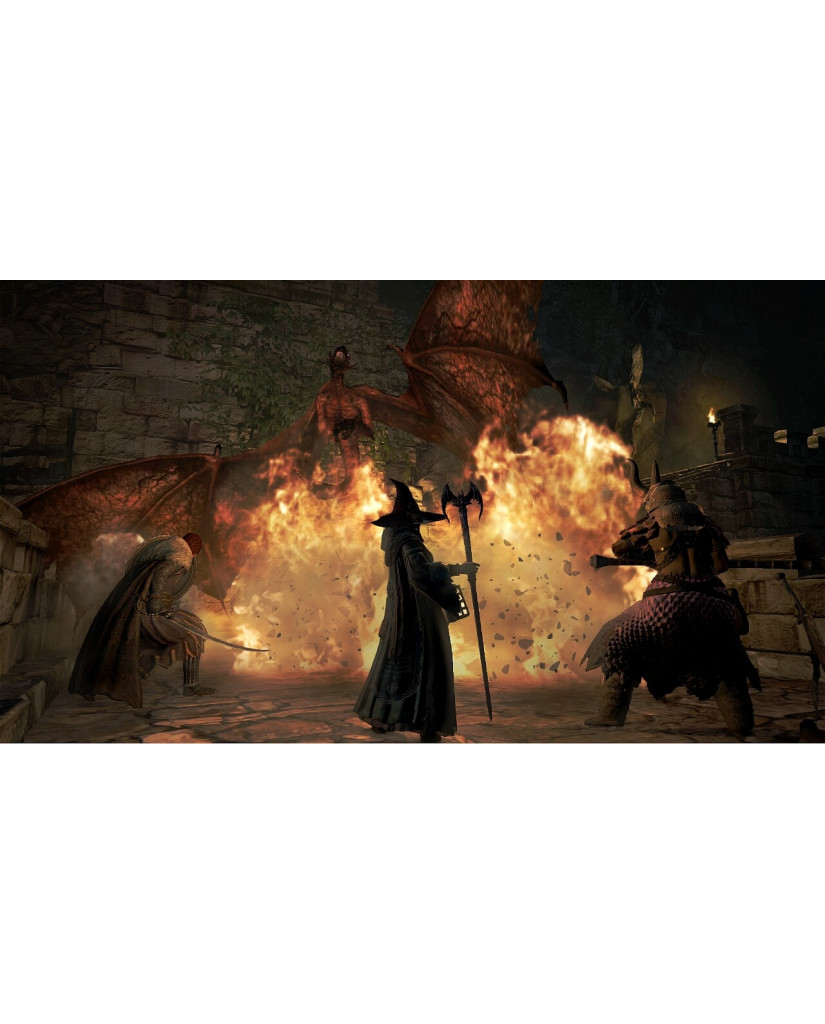 DRAGON'S DOGMA: DARK ARISEN ESSENTIALS - PS3 GAME