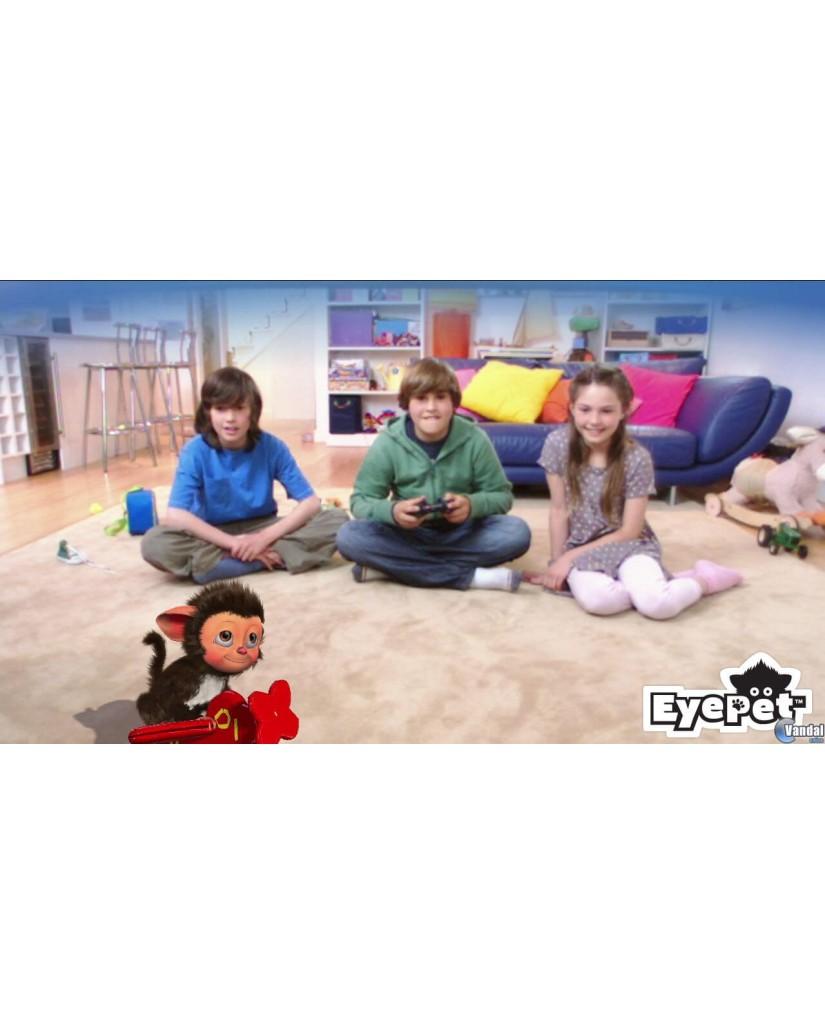 EYEPET ΜΕΤΑΧ. – PS3 GAME