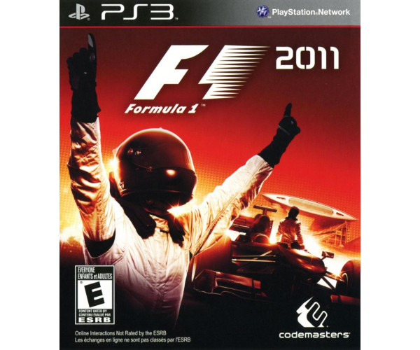 F1 2011 ΜΕΤΑΧ. – PS3 GAME