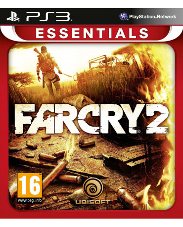 FAR CRY 2 ESSENTIALS – PS3 GAME