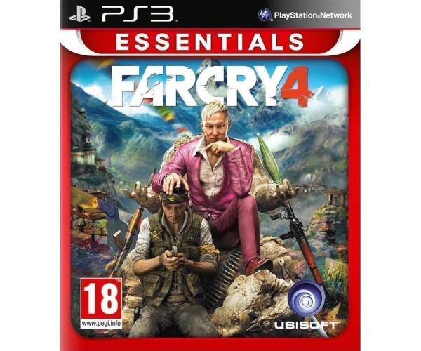 FAR CRY 4 ESSENTIALS ΜΕΤΑΧ. - PS3 GAME