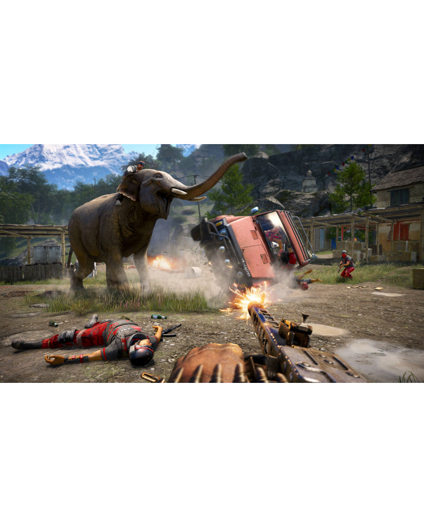 FAR CRY 4 ESSENTIALS ΜΕΤΑΧ. - PS3 GAME