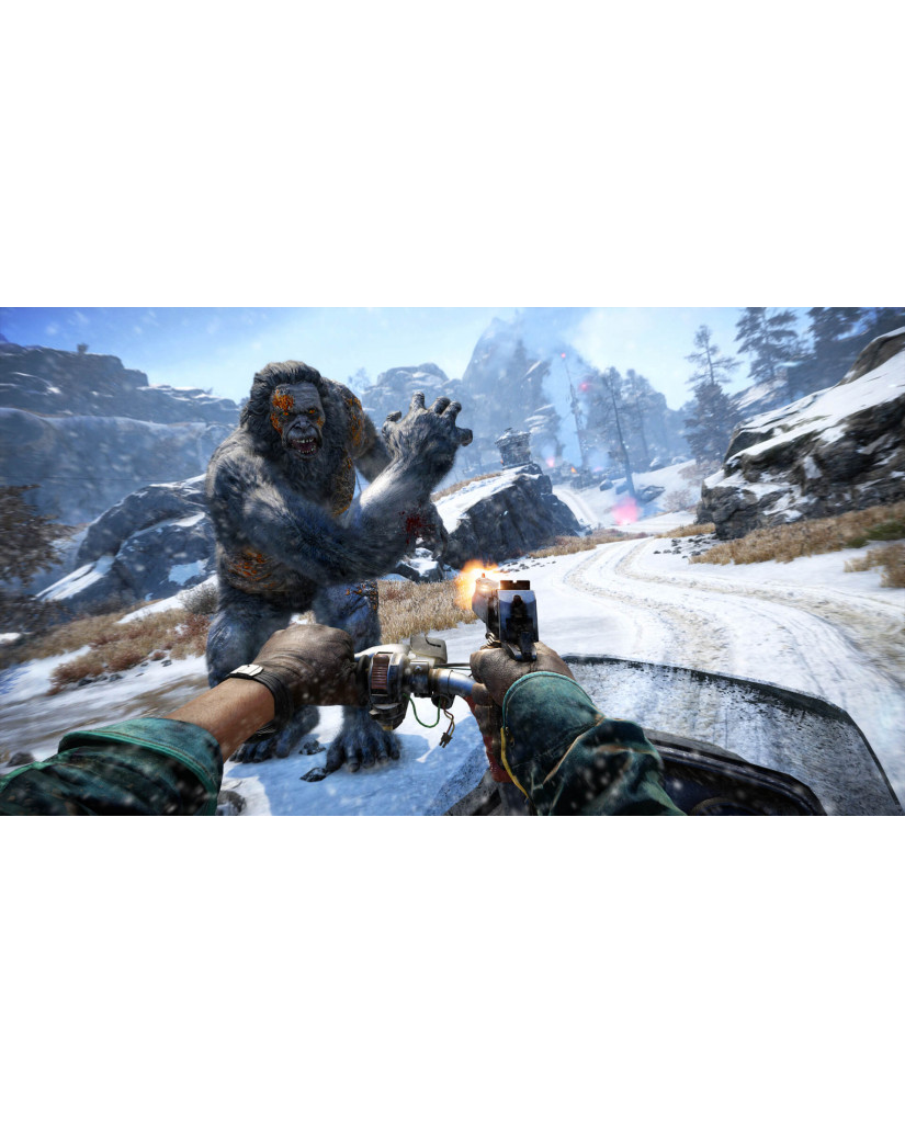 FAR CRY 4 - PS3 GAME
