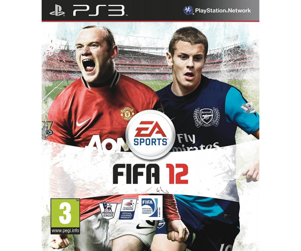FIFA 12 METAX. – PS3 GAME