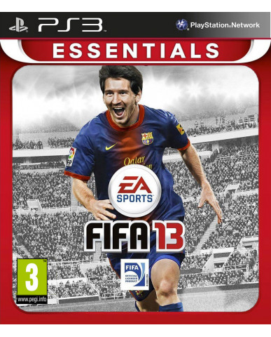 FIFA 13 ESSENTIALS ΜΕΤΑΧ. - PS3 GAME