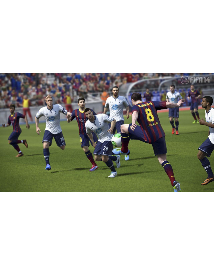 FIFA 14 ΜΕΤΑΧ. – PS3 GAME