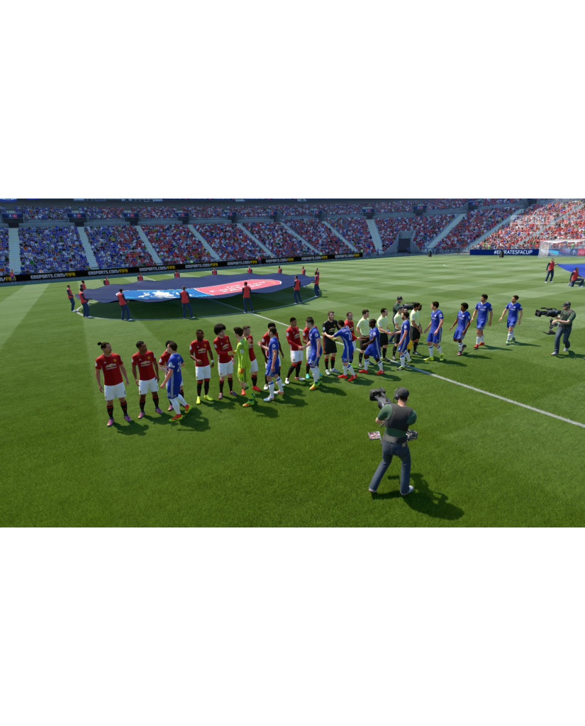 FIFA 17 ΜΕΤΑΧ. - PS3 GAME