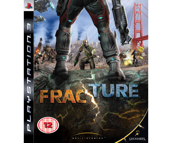 FRACTURE - PS3 GAME