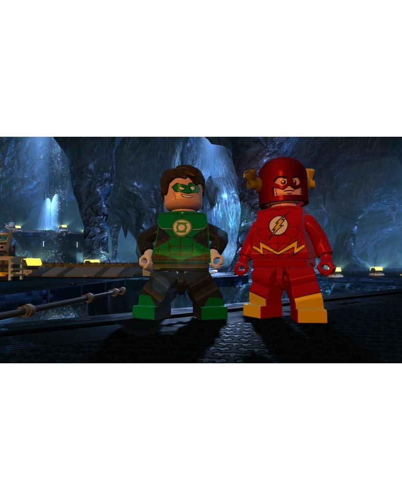 LEGO BATMAN 2 DC SUPER HEROES ESSENTIALS ΜΕΤΑΧ. - PS3 GAME