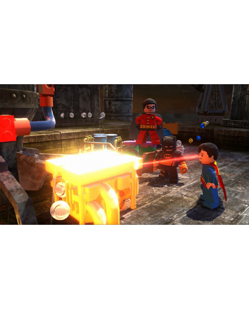 LEGO BATMAN 2 DC SUPER HEROES ESSENTIALS ΜΕΤΑΧ. - PS3 GAME