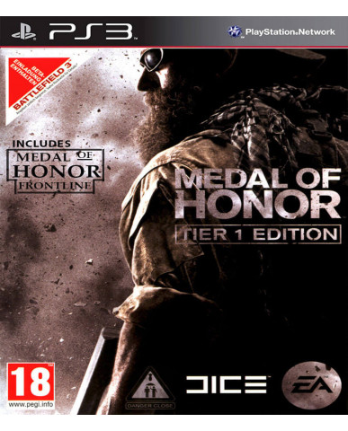 MEDAL OF HONOR TIER 1 EDITION METAX. – PS3 GAME