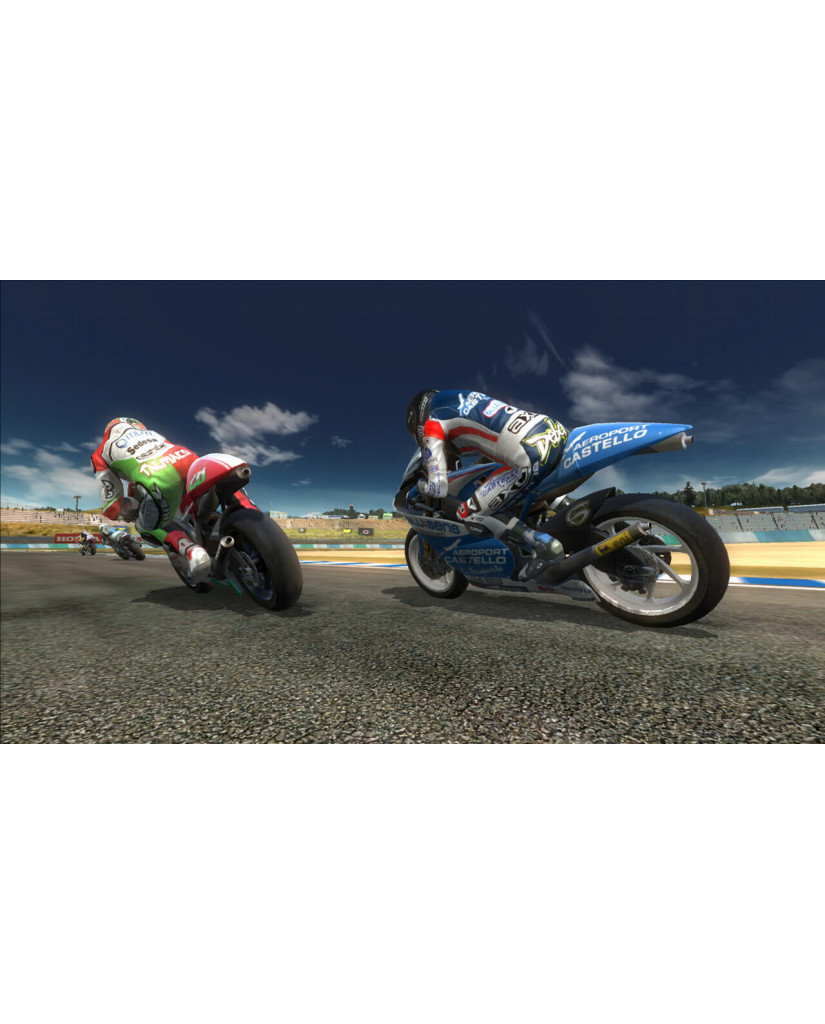 MOTO GP 09/10 ΜΕΤΑΧ. - PS3 GAME