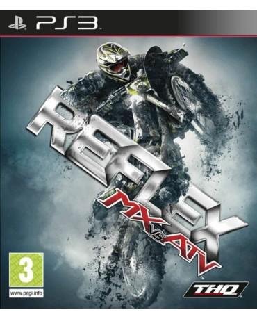 MX VS ATV : REFLEX - PS3 GAME